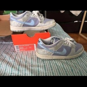 Nike Dunks Floral (youth size)